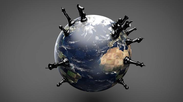 Геополитическая обстановка в мире накаляется :: AFK.kz